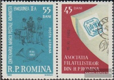 Romania 2116Zf with zierfeld (complete.issue.) unmounted mint / never hinged 196