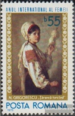 Romania 3255 (complete.issue.) unmounted mint / never hinged 1975 Year the Woman