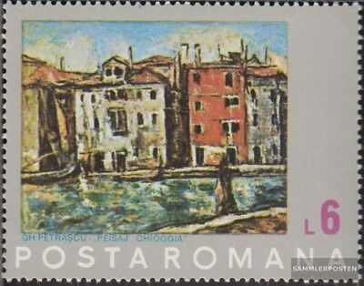 Romania 3059 (complete.issue.) unmounted mint / never hinged 1972 Save Venice