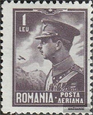 Romania 389 unmounted mint / never hinged 1930 clear brands - King Karl II.