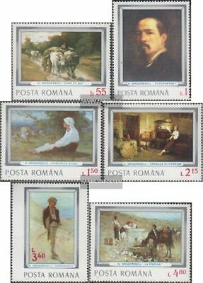 Romania 3404-3409 (complete.issue.) unmounted mint / never hinged 1977 Nicolae G