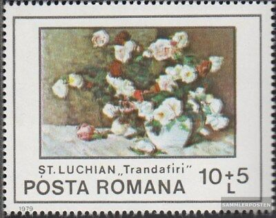 Romania 3623 (complete.issue.) unmounted mint / never hinged 1979 Stamp Exhibiti