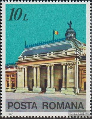 Romania 3745 (complete.issue.) unmounted mint / never hinged 1980 CSCE
