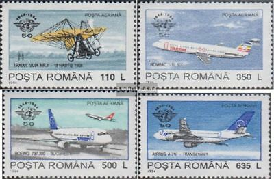 Romania 5013Y-5016Y (complete.issue.) unmounted mint / never hinged 1994 Civil A