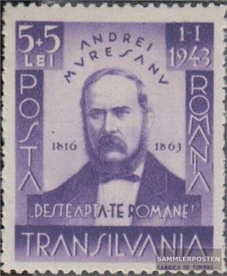 Romania 755 (complete.issue.) unmounted mint / never hinged 1942 Andrei Muresanu