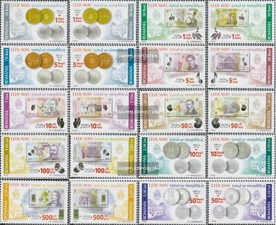 Romania 5947-5966 (complete.issue.) unmounted mint / never hinged 2005 Introduct