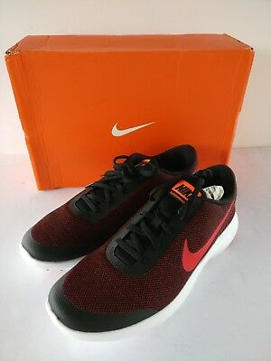 535963f9a3c NEW MENS NIKE Sweet Classic High 354701 026 Black Sail Red Sneakers ...