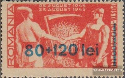 Romania 925 unmounted mint / never hinged 1946 Bauernfront