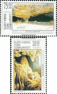 Turkish-Cyprus 499-500 (complete.issue.) unmounted mint / never hinged 1999 Nati