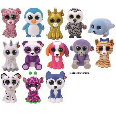 Ty Beanie Babies 25002 Mini Boo Collectable Series 2