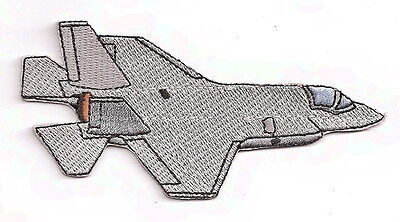 F35B Fighter Bomber STOVL Airplane Aircraft Aviation Collectable Emb. Patch