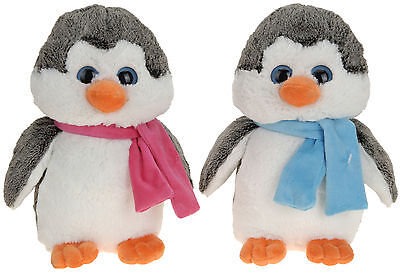 Adorable Supersoft Cuddly Penguin Soft Toy 29cm Soft Touch Stuffed Toy Penguin