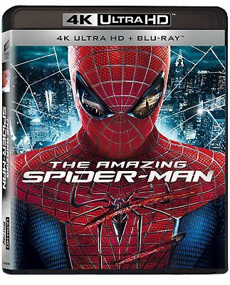 Amazing Spider-Man  The   4K Ultra Uhd+Blu-Ray