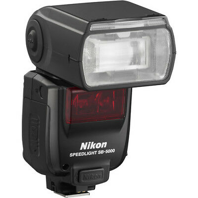 BRAND NEW Nikon SB-5000 AF Speedlight 4815 OFFICIAL DEALER