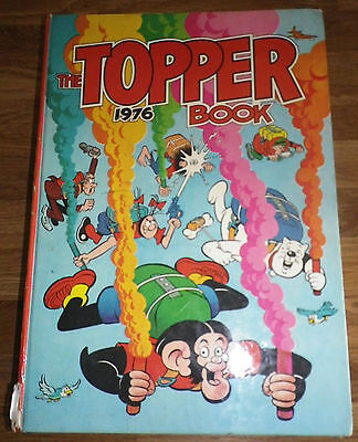 The Topper Annual 1976