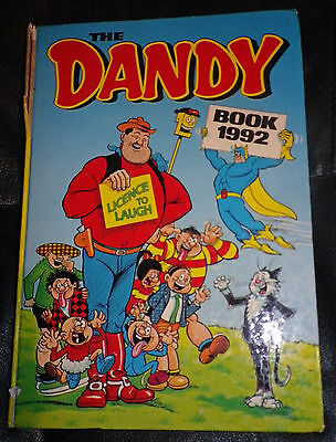 The Dandy Annual 1992