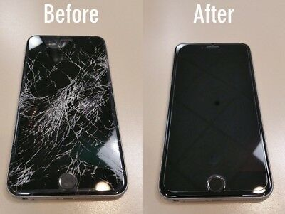 iphone 7 cracked glass and lcd broken screen repair service 41 99