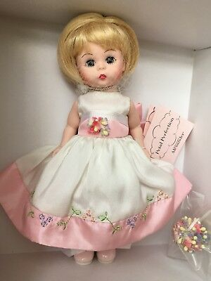 Madame Alexander Petal Perfection Doll #41965 New in Box