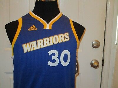 New Stephen Curry   30 Golden State Warriors Youth Sizes Royal Swingman  Jersey 0048980ca