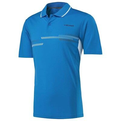Head Club Technical Boy Blue , Polos Head , tenis , Ropa Niños