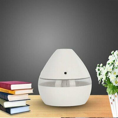 US 300ml Essential Oil Aroma Diffuser LED Ultrasonic Aromatherapy Air Humidifier