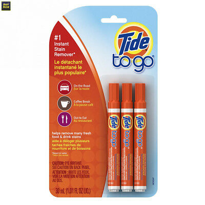 Tide To Go Instant Stain Remover Liquid 3 Count (3) by