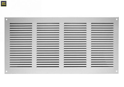 Awenta T83 Grille anti-insectes abluft insufflation 400 x 200 mm, blanc, mr4020