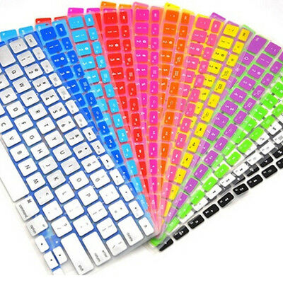 Protector Cover Universal Laptop Silicone Keyboard Skin For Apple Macbook 13''