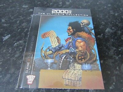 2000Ad Ultimate Collection - Slaine : The Horned God. Hardback. New.