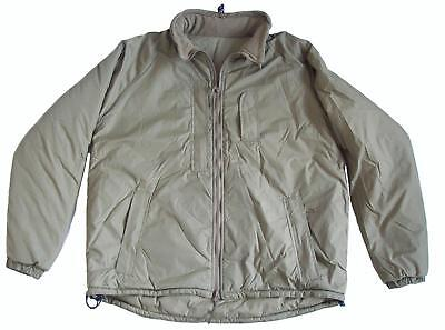 PCS Thermal Jacket Light Olive Latest Military Issue 190/110 XL New Cold Weather