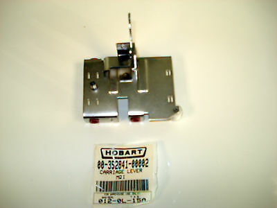 Hobart Toaster Carriage Lever Assy. 00-352841-00002 Oem Part. Fits Et And Ct