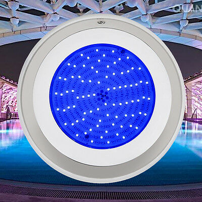 CE RoHS LED Swimming Pool Spa Lights 252 LEDs 18W RGB Multi-color 12V Underwater