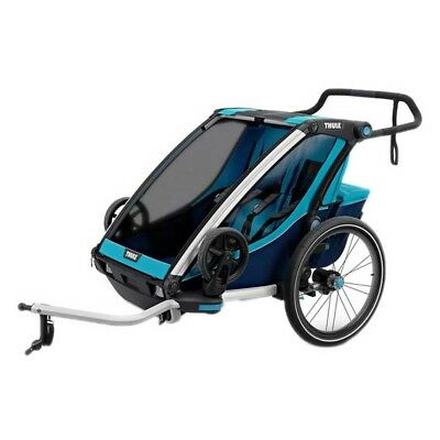 Thule Chariot Cross 2+bike Kit Multicoloured , Remolques y carritos Thule