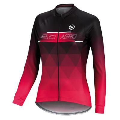 Bicycle Line Aero 2 L/s Gris , Maillots Bicycle Line , cyclisme
