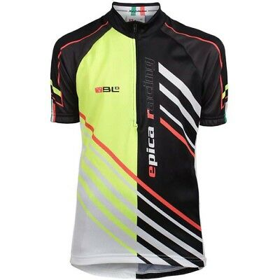 Bicycle Line Epica Racing S/s Noir , Maillots Bicycle Line , cyclisme