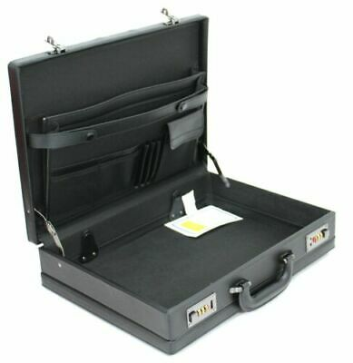 New Mens Womens Executive Attache Case Office Work Business Cabin Bag Briefcase