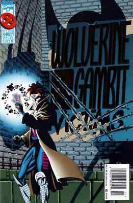 Wolverine Gambit Victims #1-4 Near Mint 1995 Marvel Complete Set Mn-601