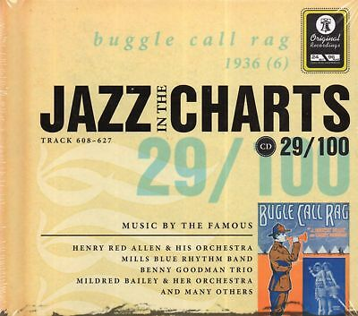 Jazz In The Charts 29 (1936) Henry Red Allen/Tommy Dorsey/Fats Waller/Chick Webb