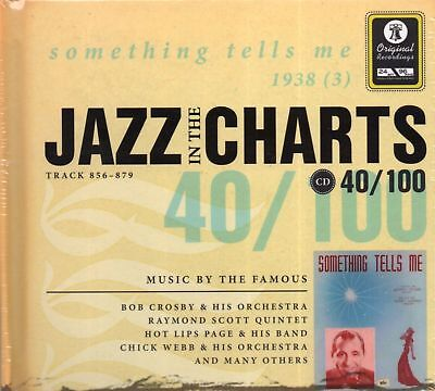 Jazz In The Charts 40 (1938) Raymond Scott/Hot Lips Page/Chick Webb/Fats Waller