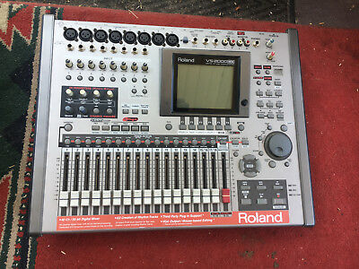 Roland VS-2000CD VS-2000 Digital Studio Workstation mit / VGA Karte und Maus