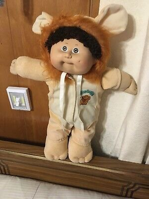 Cabbage Patch Doll  Boy Lion