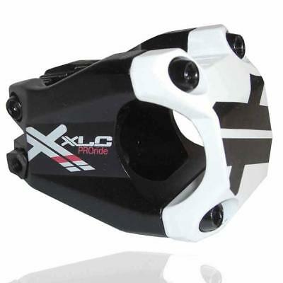 Xlc Pro Ride A Head St F02 31.8mm Black / White , Stems Xlc , ciclismo