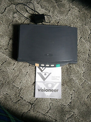 VISIONEER 8100 DRIVER FOR WINDOWS 8