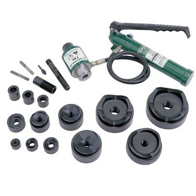 "Greenlee 7310 Hydraulic Punch 1/2"" - 4"""
