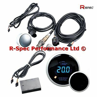 Prosport 52mm Digital Wideband AFR Air Fuel Ratio Gauge Kit & Bosch LSU Sensor