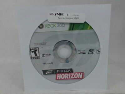 Forza Horizon Xbox 360  Good