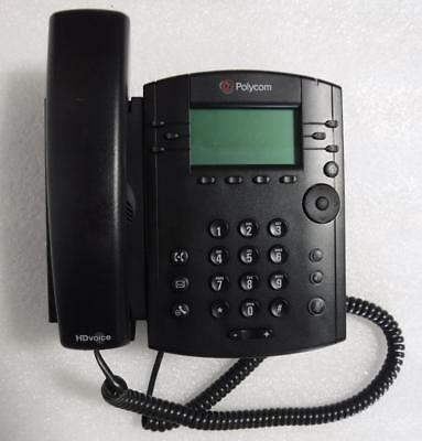 Polycom VVX300 LCD Business Phone 6 Line VoIP 2201-46135-001