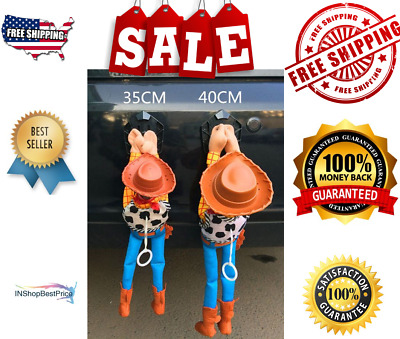 2018New Story Sherif Woody Car Doll Outside, Hang Toyn,Hanging Cowboy Lovely Toy