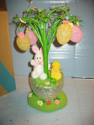 Avon Blossoming Fiber Optic Musical Easter Tree