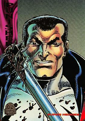 PUNISHER 2099 / Marvel Universe Series 5 (1994) BASE Trading Card #181